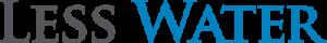 Less Water logo