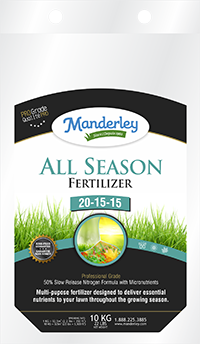 Manderley All Season Fertilizer