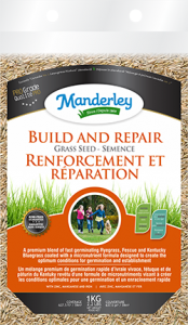 Manderley Build and Repair Grass Seed