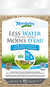 Manderley Less Water Grass Seed