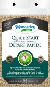 Quick Start Grass Seed