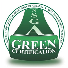 NSGA Green Certification logo