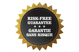Risk Free guarantee logo