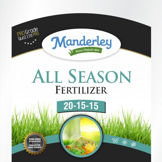 Manderley-All Season Fertilizer