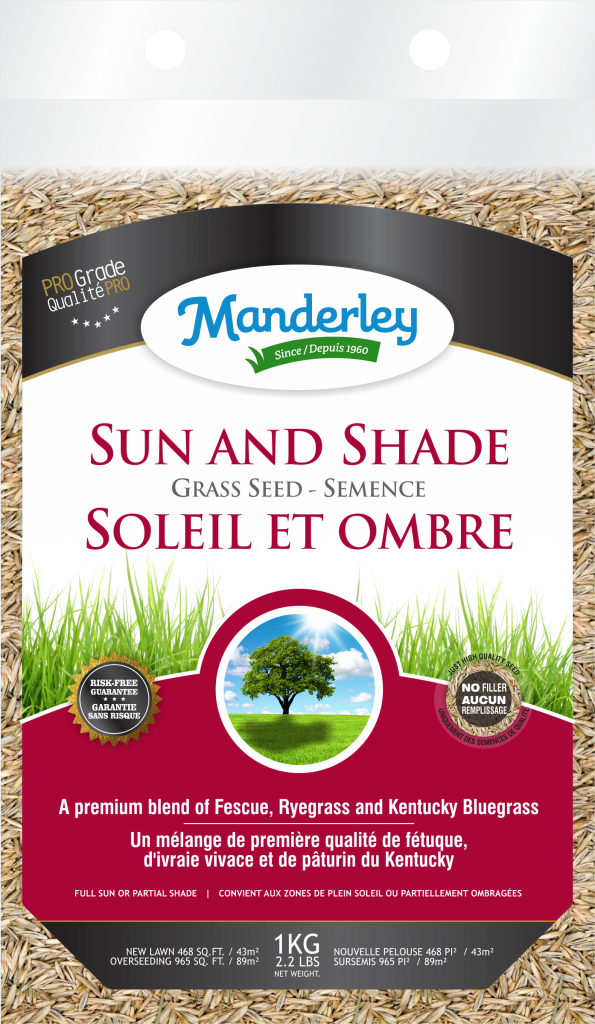 Manderley-Sun and Shade-clear bag