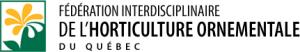 Logo de la Fédération interdisciplinaire de l'horticulture ornamentale du Québec