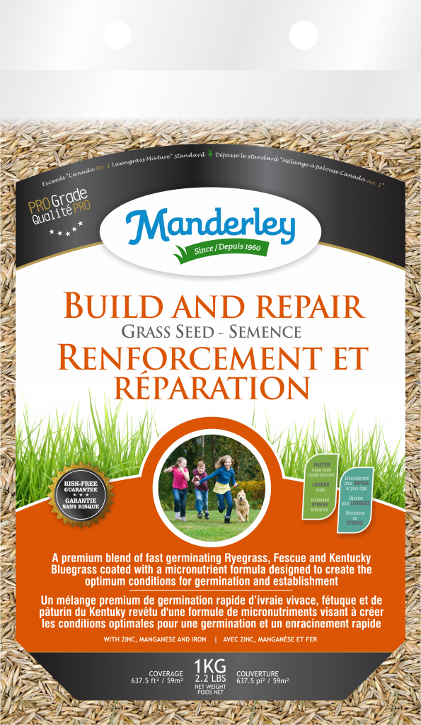 Manderley-Build and Repair