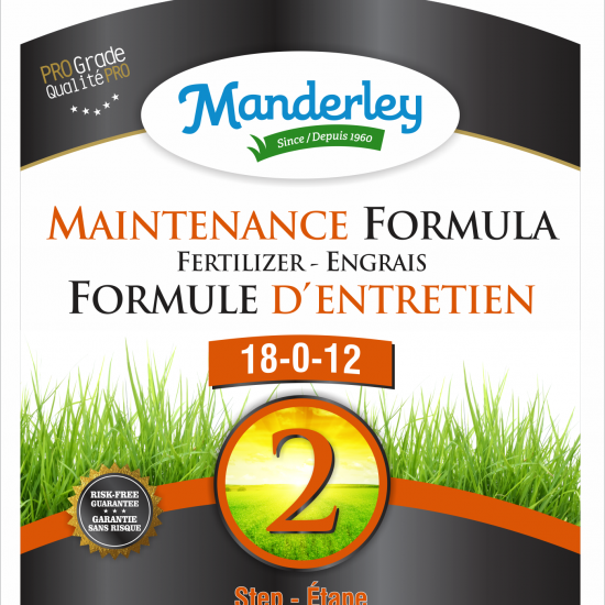 Manderley-Fertilizer Maintenance