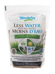 Less Water