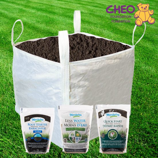 Lawn saver package – cheo